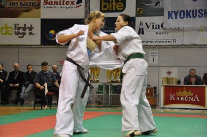 Lietuvos suaugusiųjų čempionatas 2009-01-24