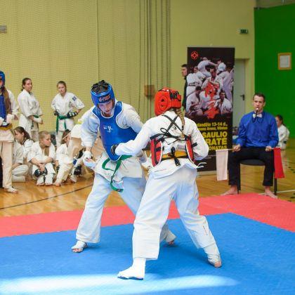 Lietuvos jaunučių čempionatas 2014