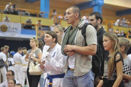 Baltijos karate kyokushin taurė 2012