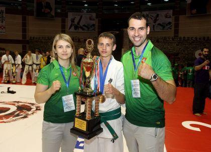 Europos čempionatas 2014 Azerbadžanas