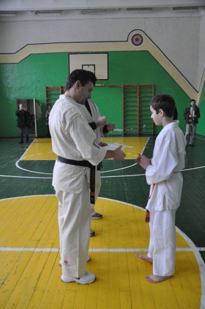 Egzaminas 2011-02-26 Telšiai