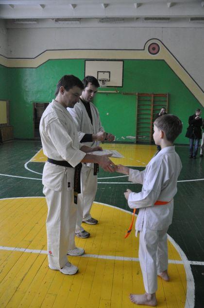 Egzaminas 2012-02-26 Plungė