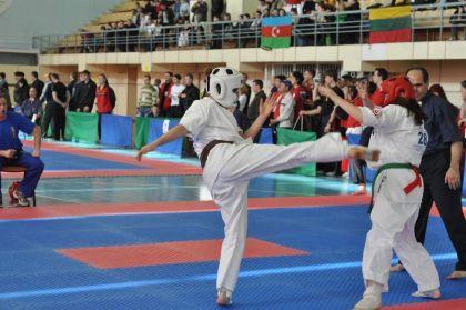 Europos kyokushin čempionatas 2009