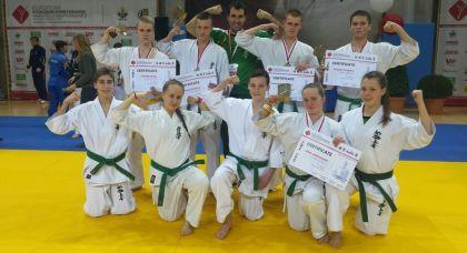 Europos karatė čempionatai 2015