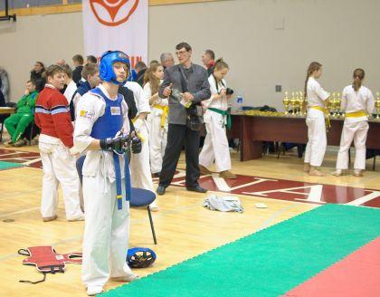 Lietuvos jaunučių čempionatas 2013
