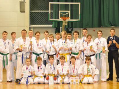 Kauno čempionatas 2010-03-21