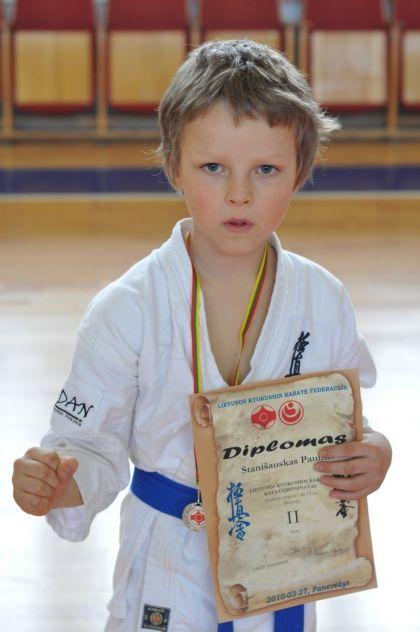 Lietuvos kata čempionatas 2010-03-27