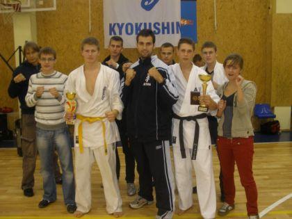 Kuršėnų taurės varžybos 2008