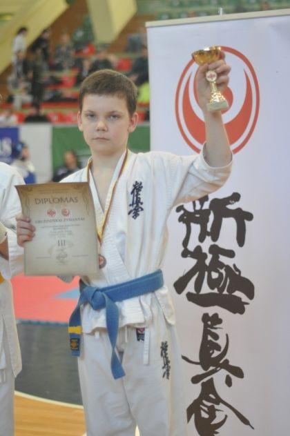 Lietuvos vaikų čempionatas 2015