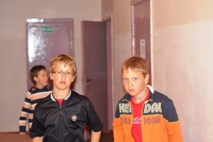 SHODAN vasaros stovykla 2009