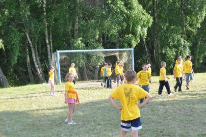 Shodan vasaros stovykla 2013