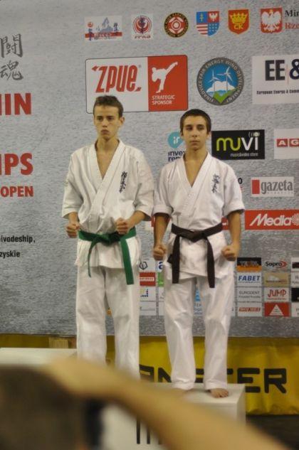Europos U-22 ir Europos U-16 čempionatai